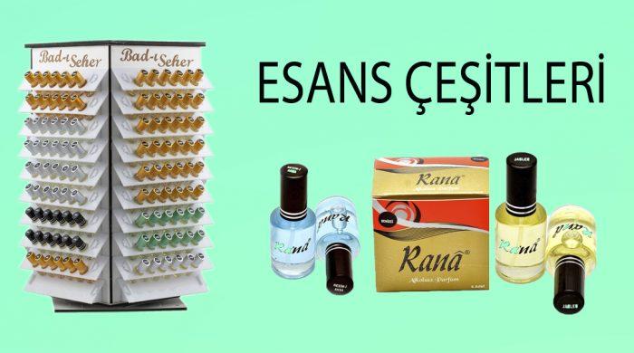 ESANS ÇEŞİTLERİ